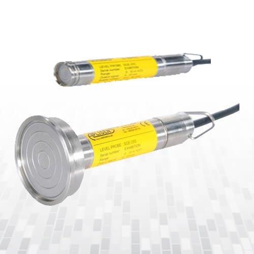 Hidrostatik Seviye Probları SGE-25S ve SGE-25C