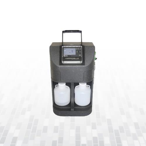 hydrocell-sampler