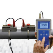 PTFM 1.0 Portable Ultrasonic Flow Meter for Clean liquids