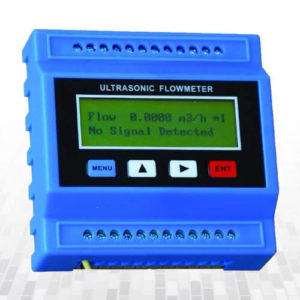 ultrasonic transit time flowmeter
