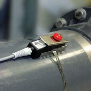 Ultrasonic Slurry Flow Meter