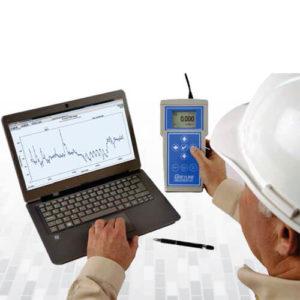 PTFM 1.0 Portable Ultrasonic Flow Meter